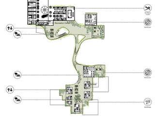 Hybrid City Civic Center | 4th floor plan