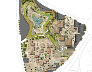 Hybrid City Civic Center | The Master Plan