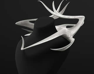 The Antler | Sculptural Body Jewelry