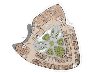 Ground Floor Plan | Biophilia Healing Environments