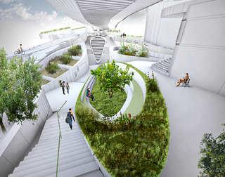 Breath Line Urban Corridor | The Bridge