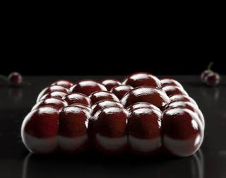Parametric Treats | Cherry Cake