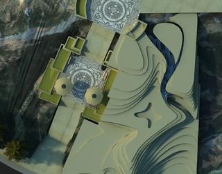 University Campus Landscape   2016