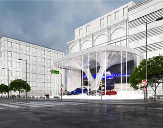 VinFast Global Showroom Design (VFDC) 2021