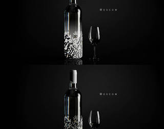 Wine Bottle Labels | Moscow