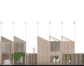 The Cluster | Low Rise Housing Ideas for Los Angeles| 2021