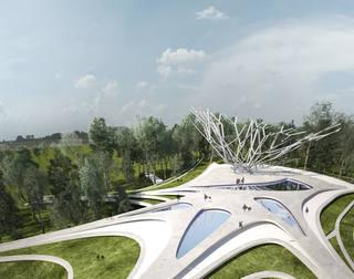 Tree memorial |Public Space Design