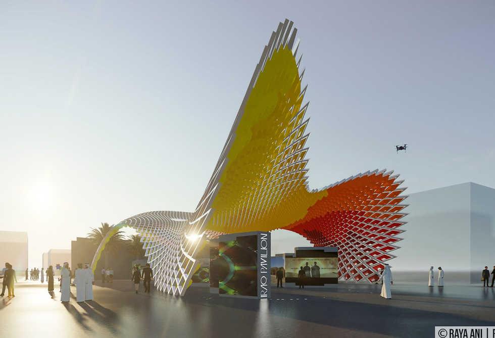 Iraq Pavilion at Expo 2020