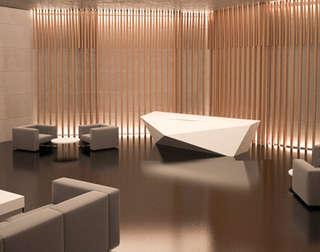 VIP Hall Design   Arab Mining Co Armico
