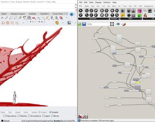 | Parametric Design Process