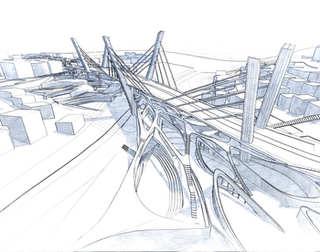 Breath Line Urban Corridor | 2018 Thesis