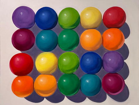 Grasping Beads