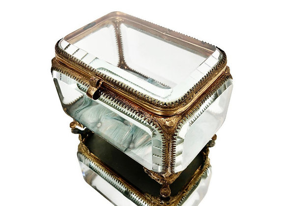 Antique French Jewellery Box, 1800's