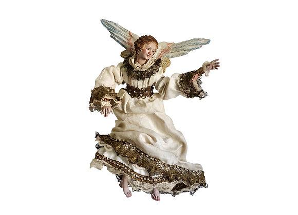 A Splendid Italian Creche Angel