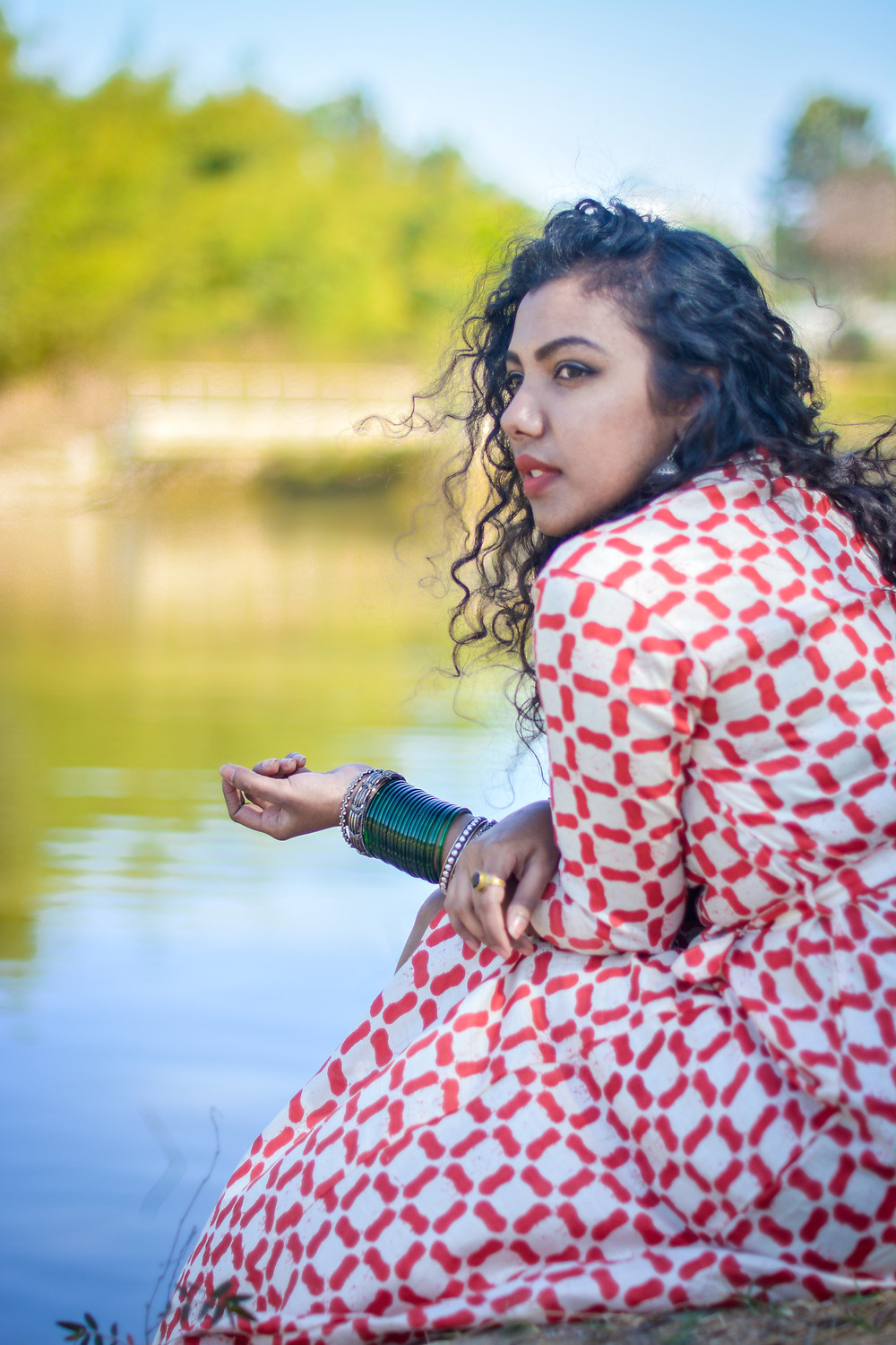 The Curly Mode, Poetry, Fashion Blog