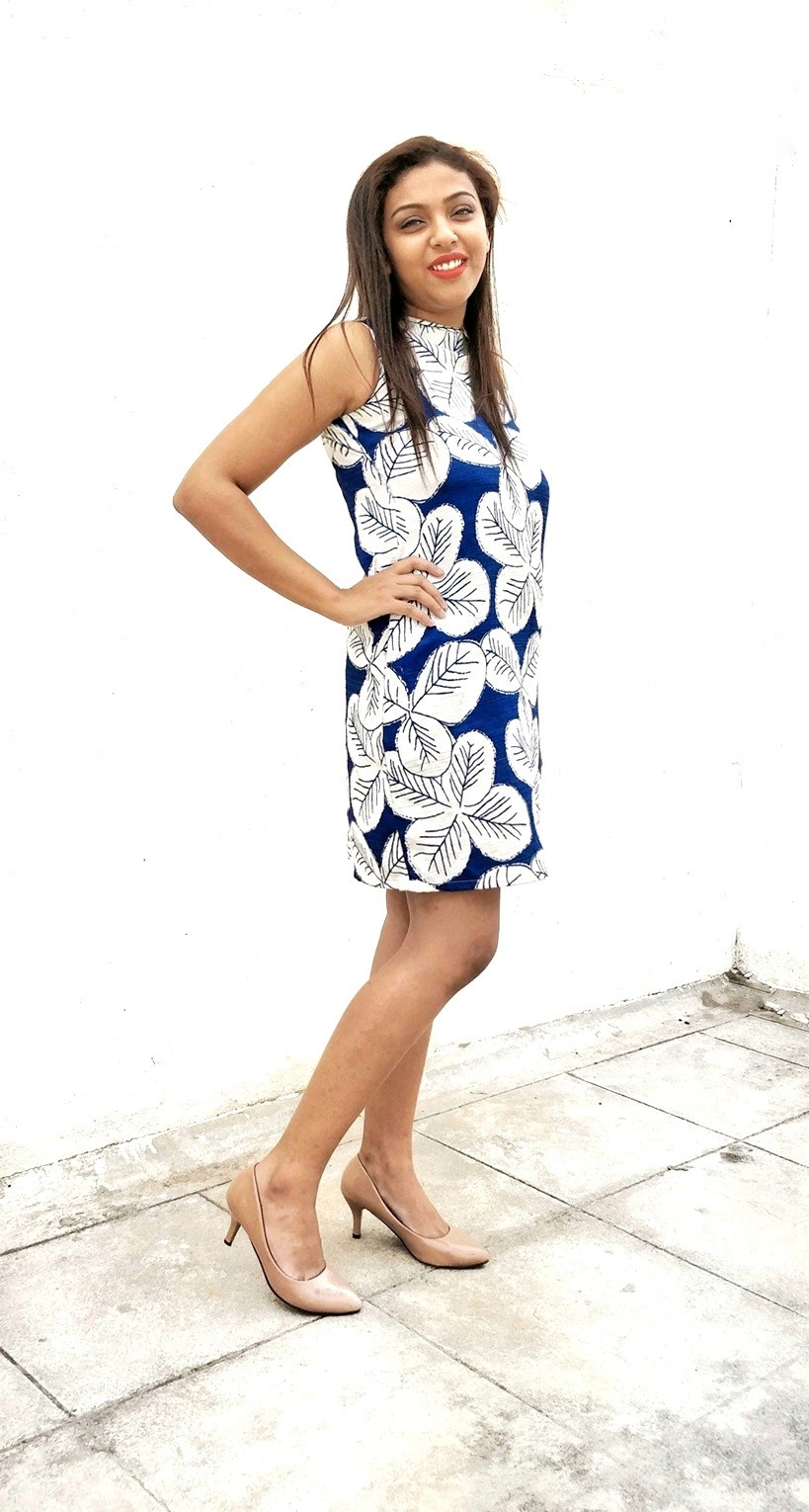 Rakhi, The Curly Mode, Outfit, Styling