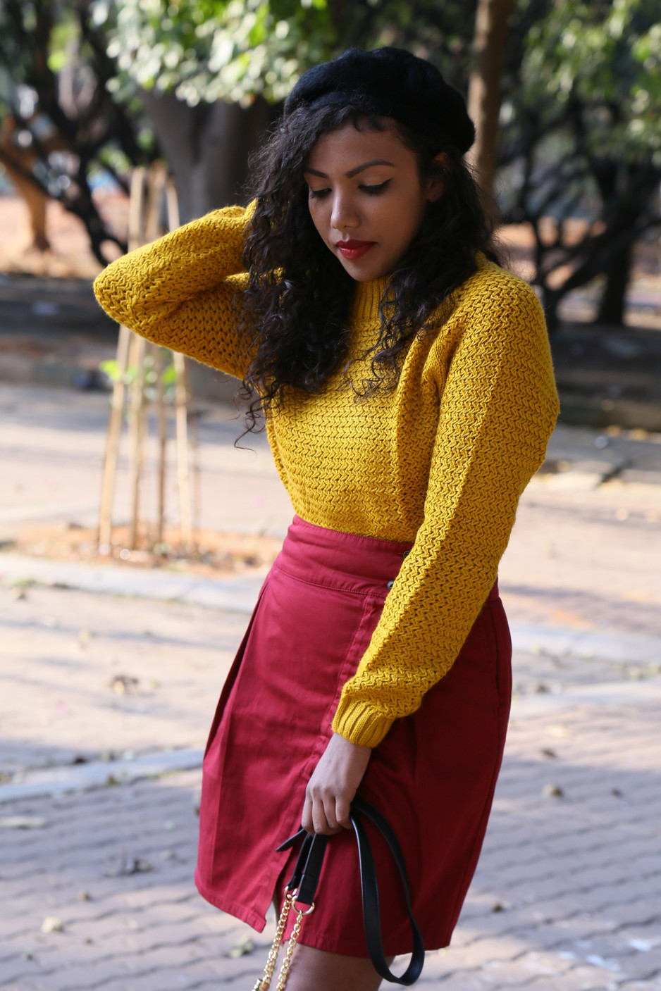 Caramel Knits and Compassion