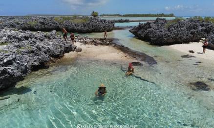 Reef island - Rangiroa