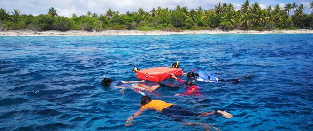 Snorkeling Rangiroa