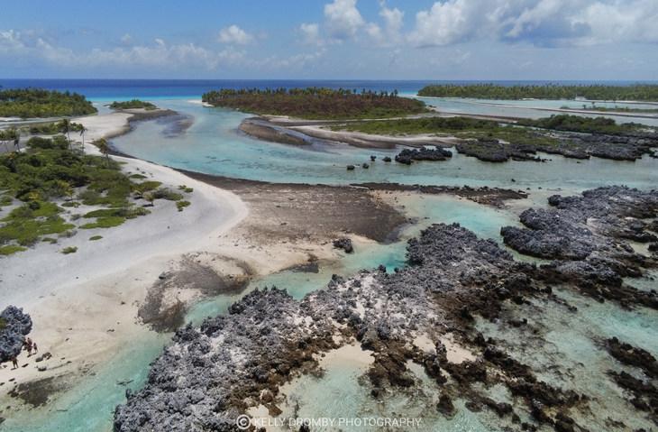 Ile aux récifs Rangiroa