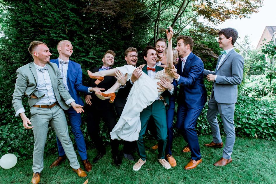 Huwelijksfotografie koppelshoot