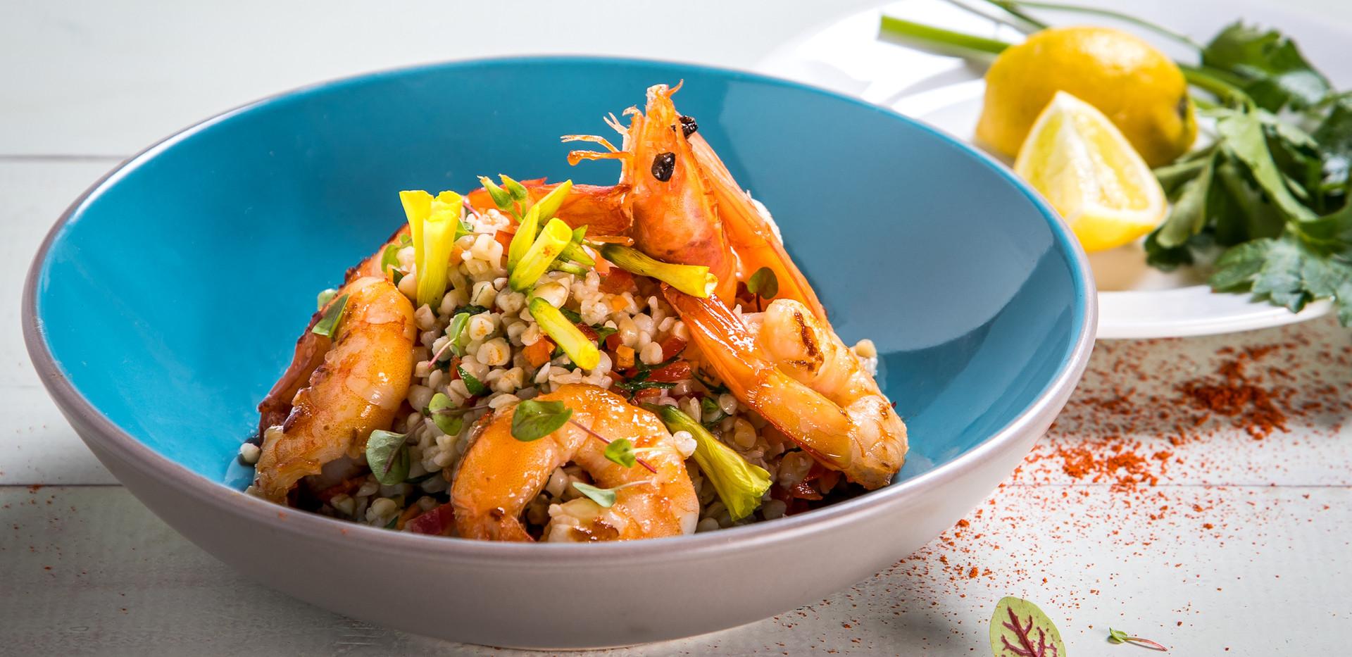 Seafood - shrimps