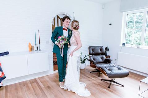 Huwelijksfotografie bruidskoppel