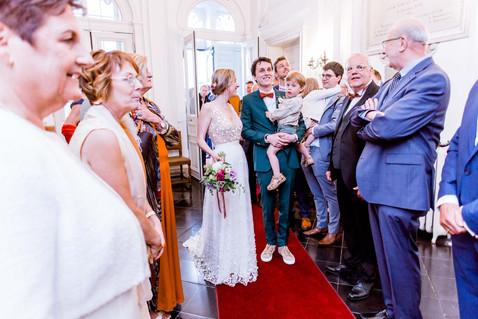 Huwelijksfotografie gemeente