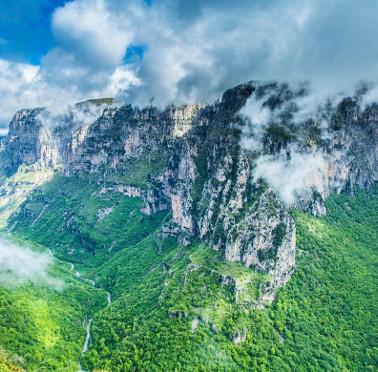Samaria Gorge White mountains