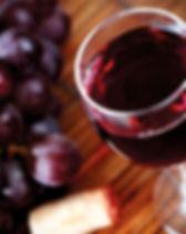 Red Cretan wine