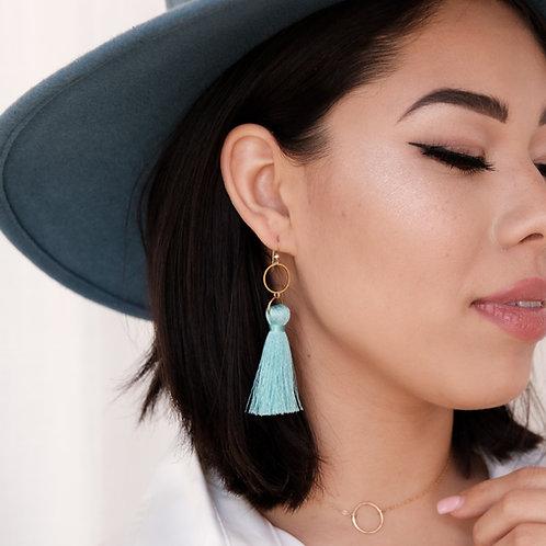 Valor (Medium) Tassel Earrings