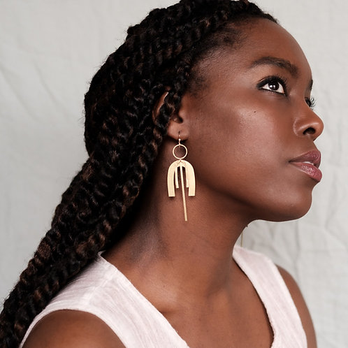 Heritage Earring