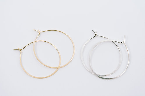 Tirza Hoops