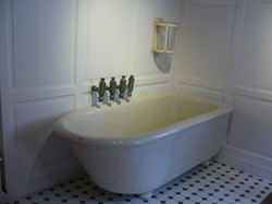 Cabine de bain thermal