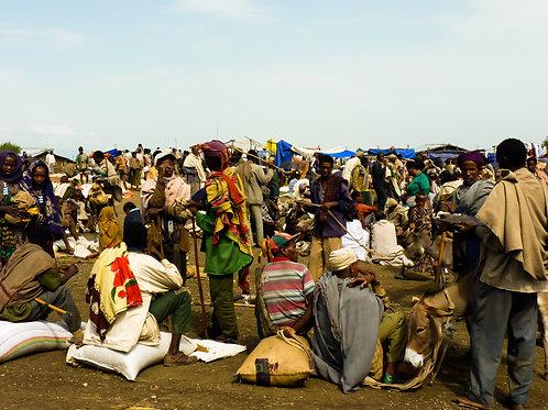 Mercado, Etiópia (2011)