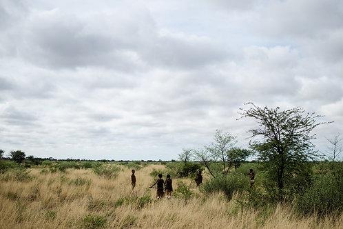 Bushpeople, Botswana (2016)