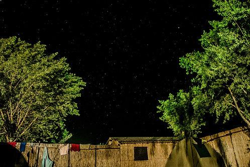 Camping estrelado 2, Namíbia (2016)