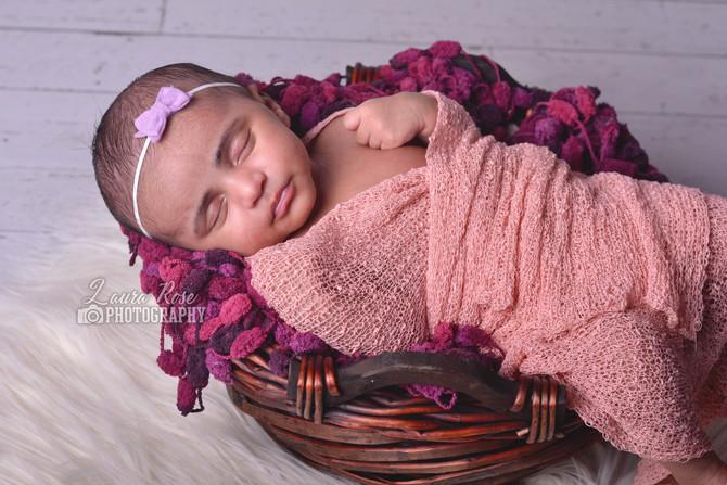 April newborn sessions <3