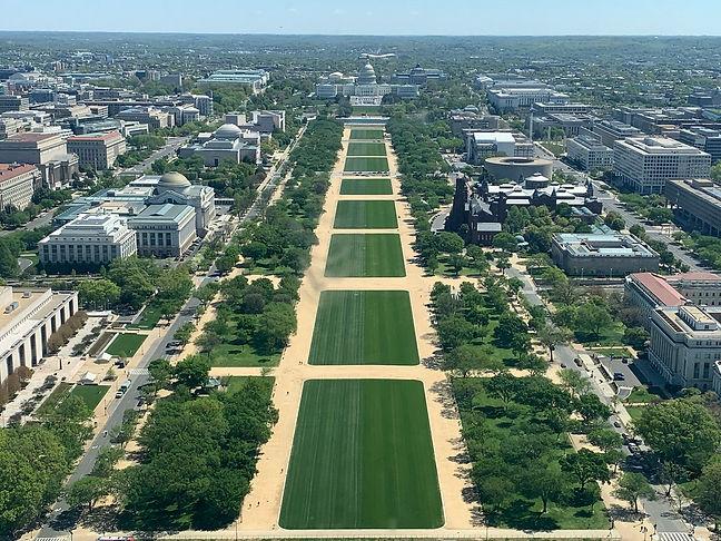 Washington-Monument-looking-east-horizon