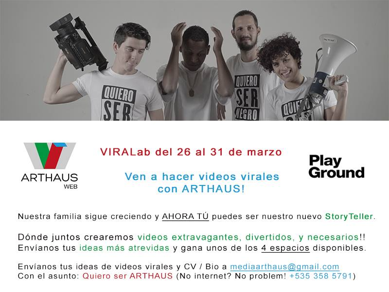 LAB 4 - VIRAL VIDEOS WORKSHOP
