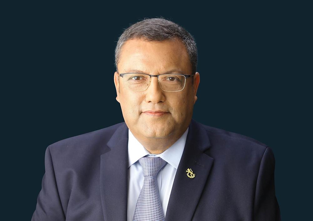 """ראש העיר ירושלים, משה לאון. צילום: יח""""צ"""