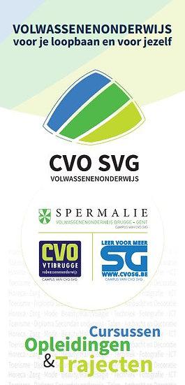 Canvas Basis 1 + 2 voor personeelsleden CVO SVG