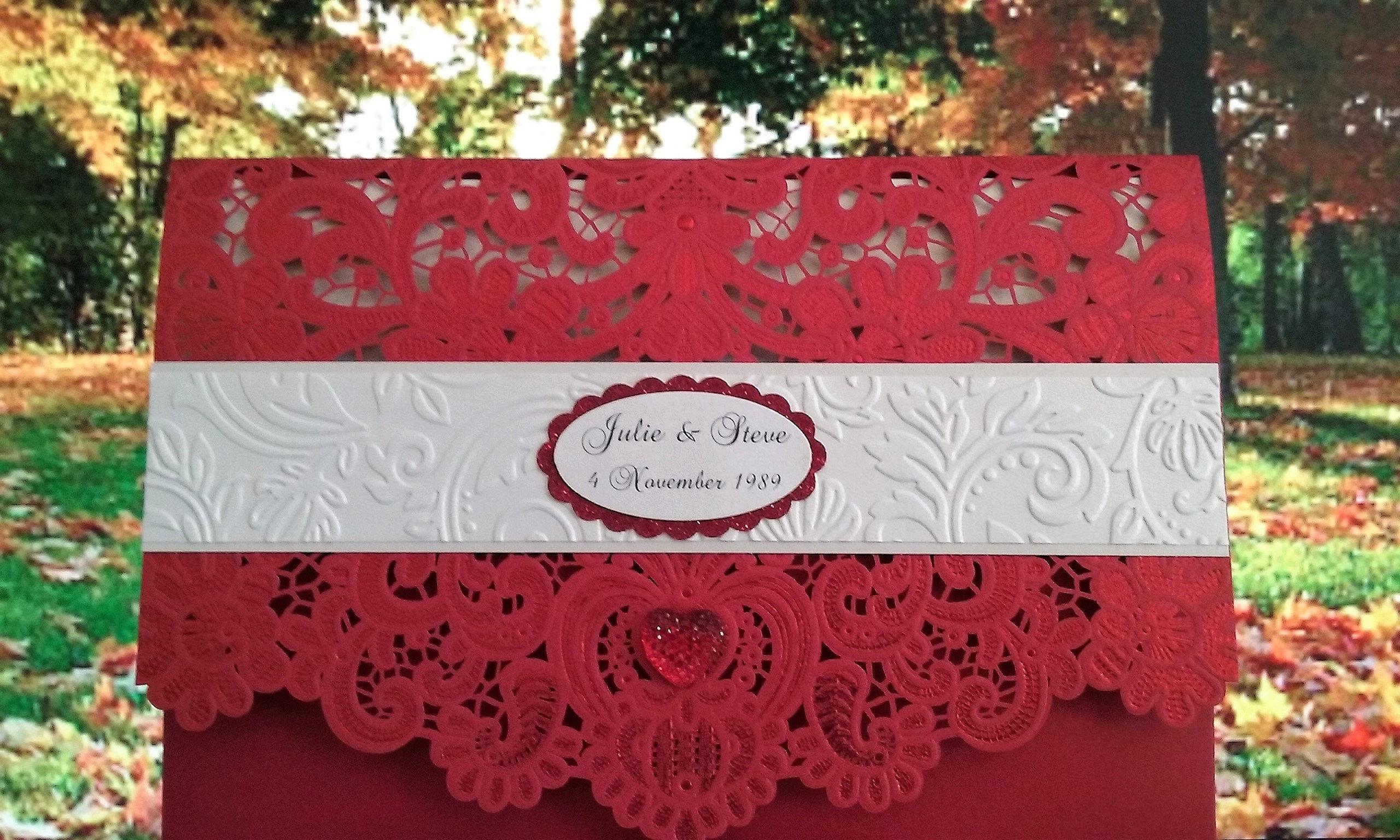 Wedding Stationery Wedding Invitations Sunshine Coast | Vintage Lace ...
