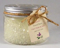 Scented beads - great for drawers and your car