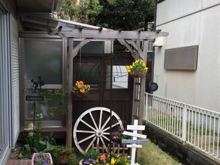 豊能町東ときわ台のナチュラルガーデン(ガーデン編)