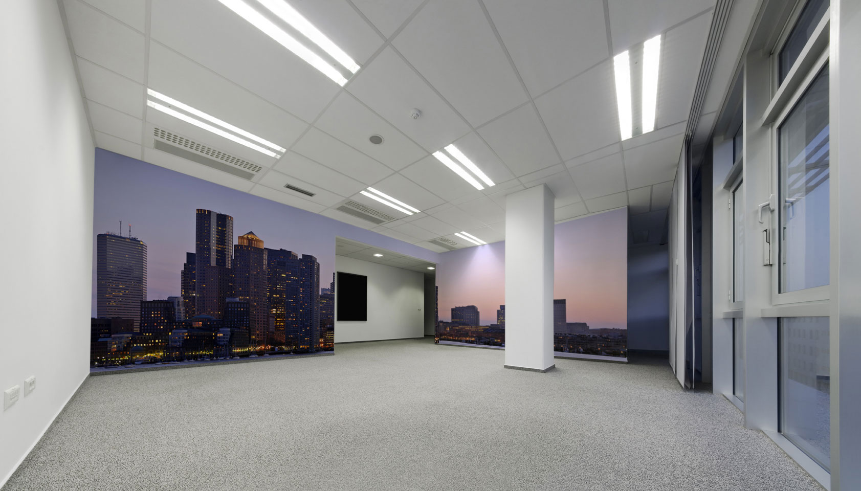 Wall Mural - Companies Design