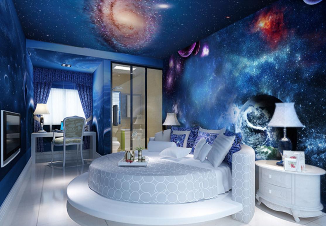 Mural - Star theme