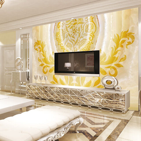 European Style Wall Design