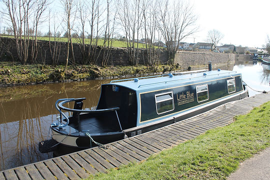 Hire our canal boat