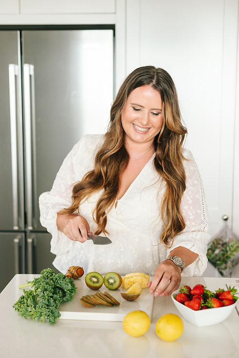 About Kirstin Sylvester registered dietitian